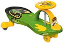 A Smile Toys & More Ben 10 Mini Magic Car With Music - Yellow
