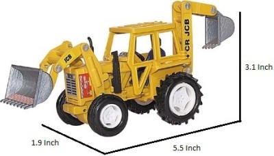 Earth Toys Centy Toys Jcb Earth Mover