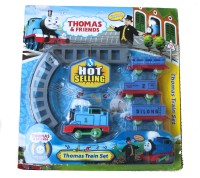 ToyTree Thomas And Friends Train Set (Blue)