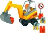 Ecoiffier Cars, Trains & Bikes Ecoiffier Abrick Excavator