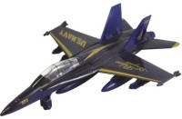 InAir F18 Hornet Blue Angel 9 Inch (Blue)