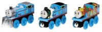 Fisher-Price Thomas Wooden Railway - Adventures Of Thomas (Multicolor)