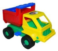 Toyland Wader Kuzia Dump Truck Toy (Multicolor)