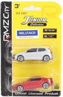 RMZ City Volkswagen Golf GTI And Toyota 86 Car Toy - Silver And Red (Silver, Red)