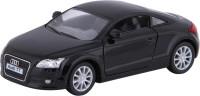 Kinsmart Die-Cast Metal 2008 Audi Tt Coupe (Black)