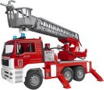 Bruder Cars, Trains & Bikes Bruder MAN TGA Fire Engine