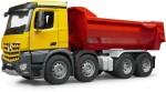 Bruder Cars, Trains & Bikes Bruder Mb Arocs Halfpipe Dump Truck