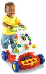 Fisher Price Cars, Trains & Bikes Fisher Price Walker to Wagon