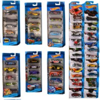 Hot Wheels City Models_blue Labelled Collection _48 (Multicolor)