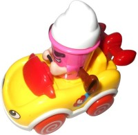 Smart Picks Delivery Motorcade Ice Cream Car (Multicolor)