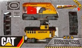 Cat Motorized Construction Express Train