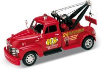 Welly 1:24 Scale 1953 Chevrolet Tow Truck (Multicolor)
