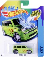 Hot Wheels Color Shifter Sicon XB Vehicle (Green)