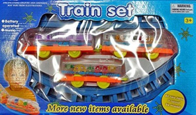 SMT Cars, Trains & Bikes SMT Musical Train Set