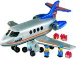 Ecoiffier Cars, Trains & Bikes Ecoiffier Abrick Air Plane Playset