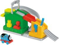 Fisher-Price Thomas And Friends The Train Action Tracks (Multicolor)