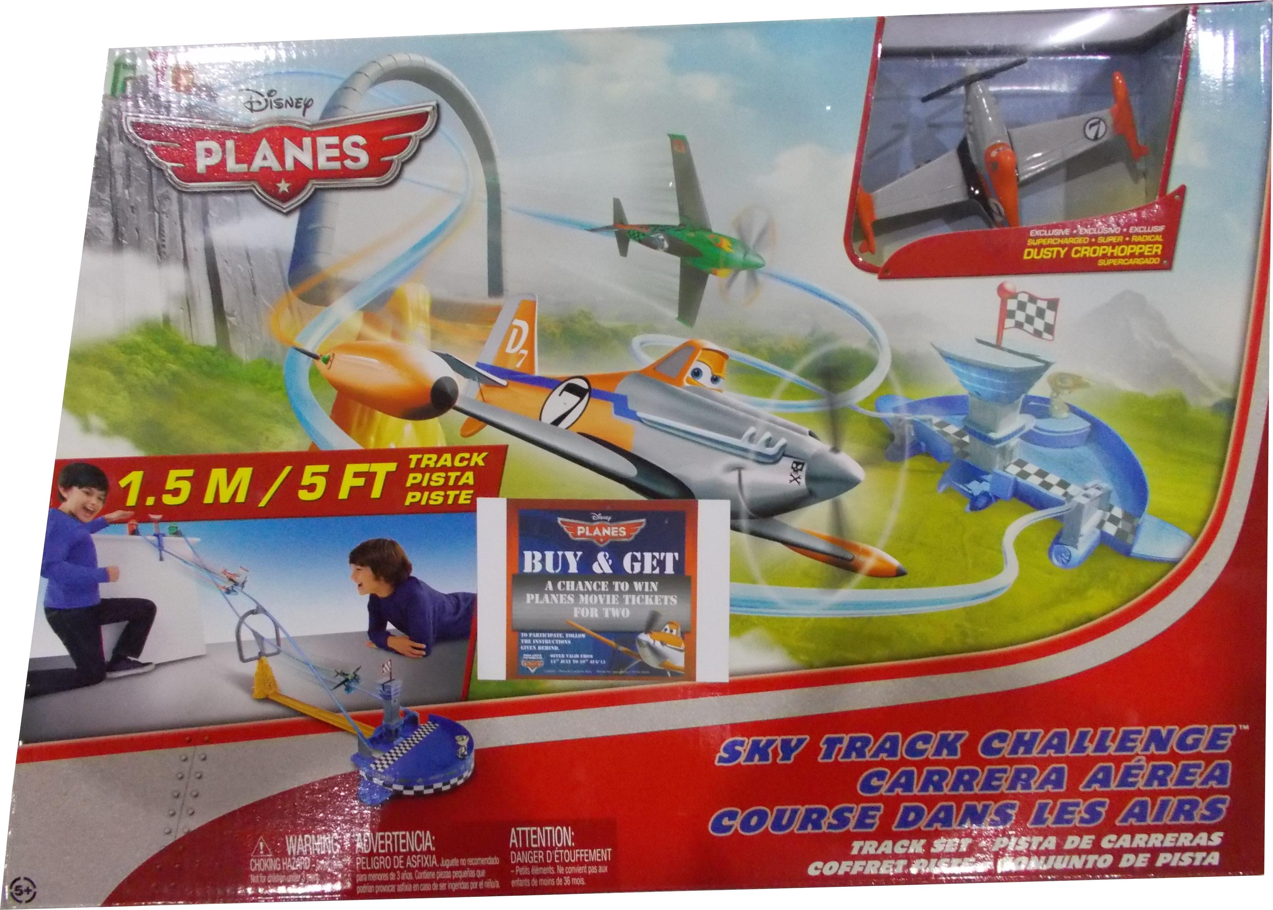 Disney Planes Waterfall Rescue Track Set | Walmart Canada  |Disney Planes Tracks