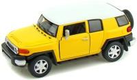 Kinsmart Toyota FJ Cruiser (Yellow)