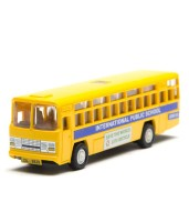A M ENTERPRISES City School Bus (Yellow)