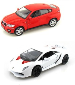 I-Gadgets Kinsmart BMW X6 and Lamborghini Sesto