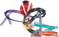 Hot Wheels True Drop Force Track Set (Multicolor)