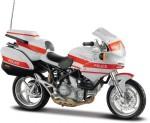 Maisto Cars, Trains & Bikes Maisto Ducati Police Scale 1:18