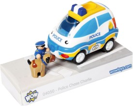 Wow Police Chase - Charlie