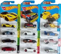 Hot Wheels Any 1 Basic Car Assortment (Colors And Designs May Vary) (Multi Color)