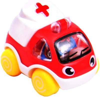 Smart Picks Ambulance Fire Engineering Vehicle (Multicolor)