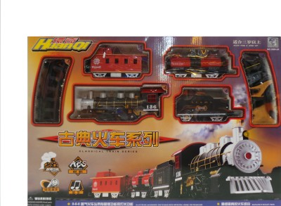 Toy Sets Toy Mall Classical Train Set