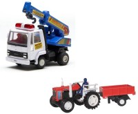 A R ENTERPRISES CENTY COMBO OF TWO VEHICLES (MULTICOLOR)