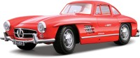 Bburago Mercedes Benz 300 SL-1954: Vehicle Pull Along