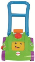 Fisher Price Laugh & Learn Smart Stages Mower (Multicolor)