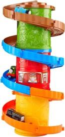 Fisher-Price The Train Take-n-Play Spiral Tower Tracks Mega Set