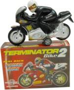 Speedage Cars, Trains & Bikes Speedage Terminator Bike Pull Back
