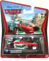 Pixar Cars Cars 2 Francesco Bernoulli
