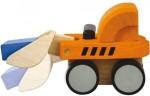 Plan Toys Cars, Trains & Bikes Plan Toys Mini Bulldozer