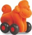 Rubbabu Monkey Orange - Orange