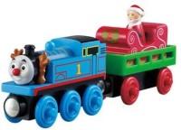 Fisher-Price Santa Little Engine (Multicolor)