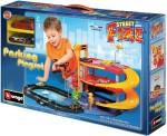Bburago Cars, Trains & Bikes Bburago Street Fire Parking Playset