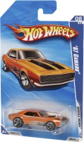 Hot Wheels Hot Wheels Basic Car Assortment (Colors And Designs May Vary) (Multi Color)