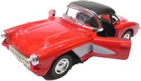 SAURABH IMPORT RED VINTAGE CAR (RED)