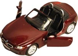 Mayatra's Kinsmart BMW Z4 Brown