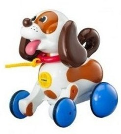 Funskool Tomy Sit N Walk Puppy