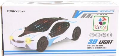ShopAddict Cars, Trains & Bikes 3D Car