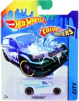 Hot Wheels Color Shifters 1:64 Vehicle - Fandango (Multicolor)
