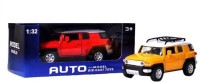 New Pinch Auto Model Die-Cast Jeep Toy Assorted Colors (pack Of 2) (multicolor)