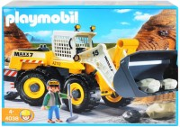 Playmobil Heavy Duty Front Loader