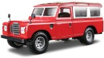 Bburago Land Rover Diecast Model Car