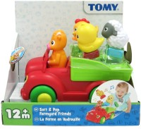 Tomy Sort N Pop Farmyard Friends (Multicolor)
